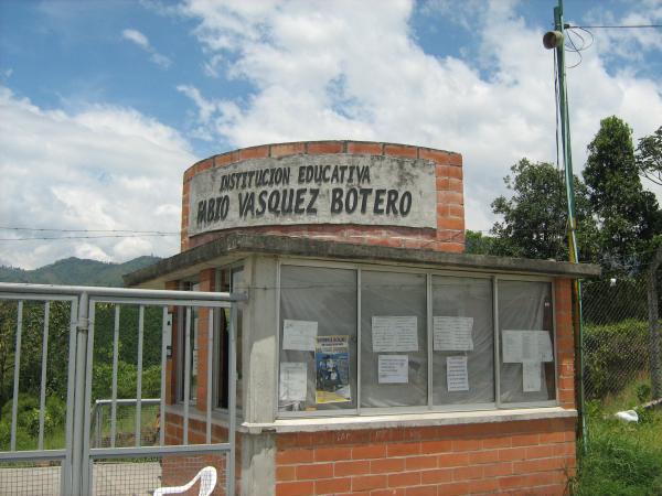 Resultado de imagen para Instituciòn Educativa Fabio Vàsquez Botero