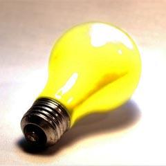 inventor luz: