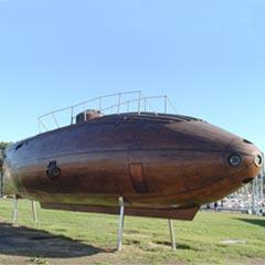 invencion submarino