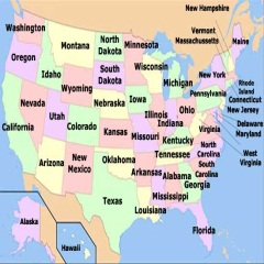 los estados unidos de america constituyen una republica federal