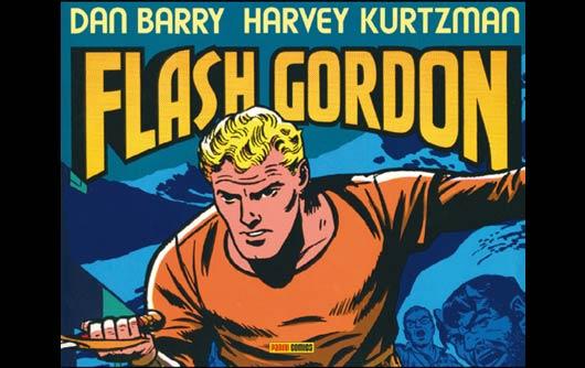 Vuelven El Rayo U y Flash Gordon