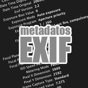 Metadatos EXIF