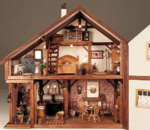 Donde conseguir muebles para tu casa de mu ecas saberia - Como hacer muebles para casa de munecas ...