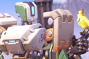 Bastion - Overwatch