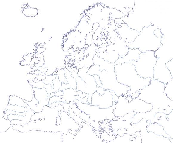 de ros de Europa mudo  Saberia