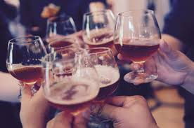El vino, mejor con amigos
