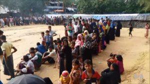 los rohingyas