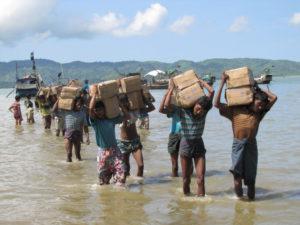 ¿Por qué persiguen alos rohingyas?
