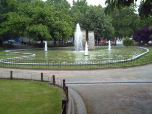El parque de Berlin
