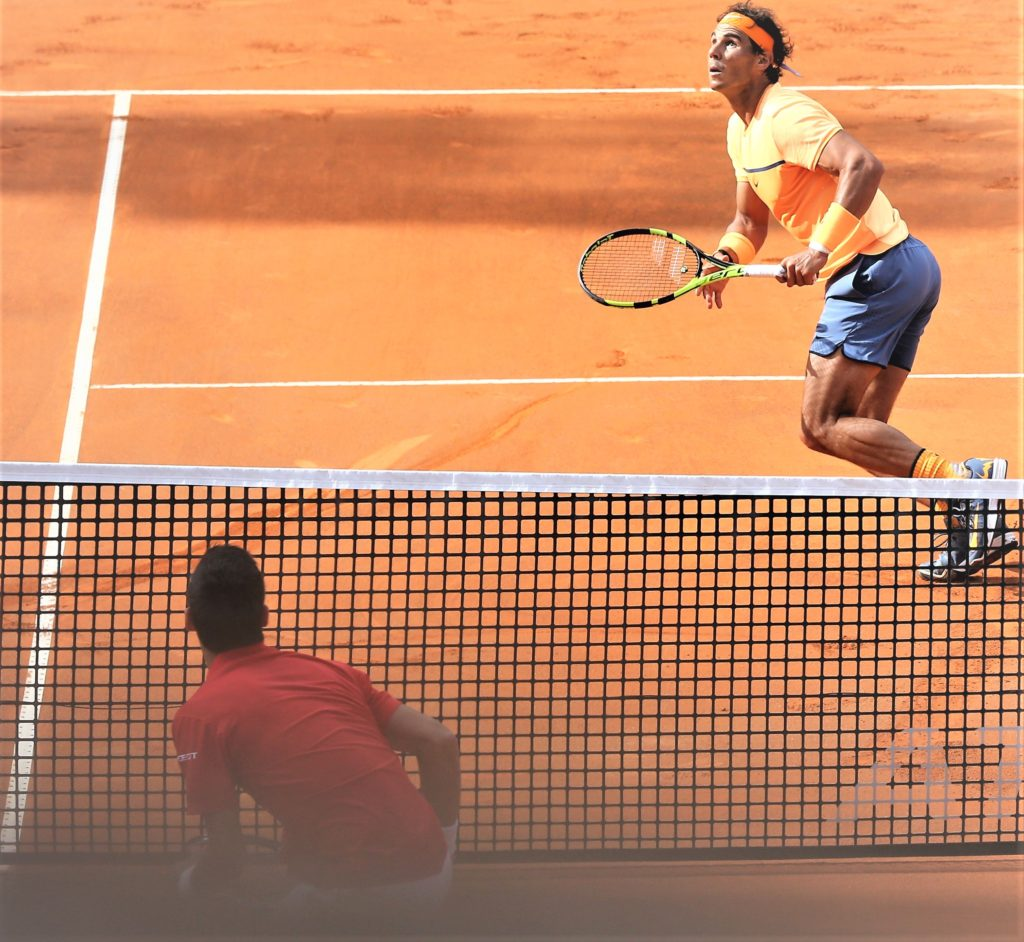 el tie-break en tenis