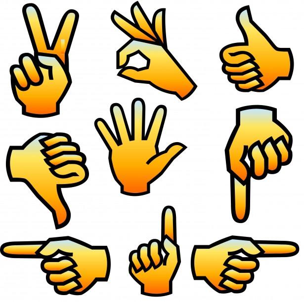 gestos que no debes hacer en otros países