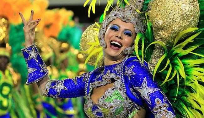 Descubre Los Carnavales Más Famosos Del Mundo Saberia